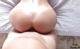 The best awekening of her life!She gets fucked by big cock