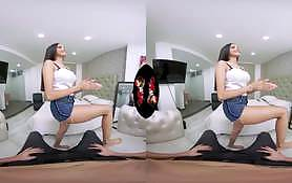VRLatina - Latin Perfect Goddess Super Hot 1st Porn VR